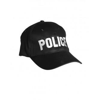 MIL-TEC Sturm Шапка Baseball Cap Police Black