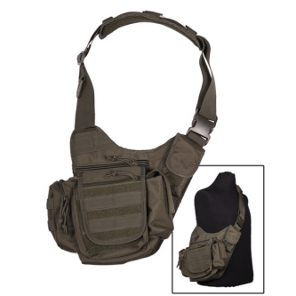 Чанта тактическа многофункционална OD SLING MIL-TEC