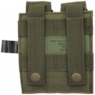 Калъф за муниции  Molle   small   OD green