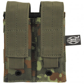 Калъф за муниции Molle small   BW camo