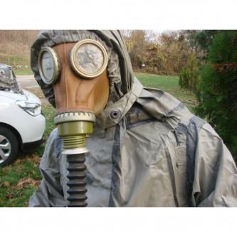 Костюм за химическа защита .