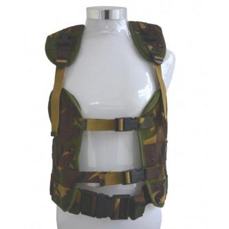 Тактическа жилетка , ДПМ - КАМО , от армията на Дания .