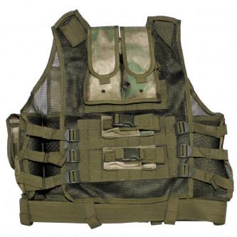 "Тактическа жилетка ""USMC"" с колан и кобур HDT"