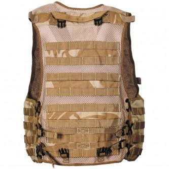 Тактическа жилетка '' tactical, DPM desert''