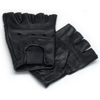 Ръкавици кожени , без пръсти