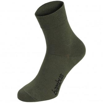 """Чорапи """"Bamboo"""", OD green ."""