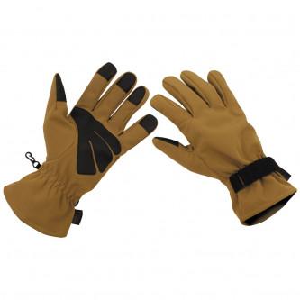 Ръкавици тактически , ''  Softshell, coyote tan ''
