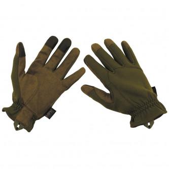 """Ръкавици , тактически ,  """"Lightweight"""", OD green ."""