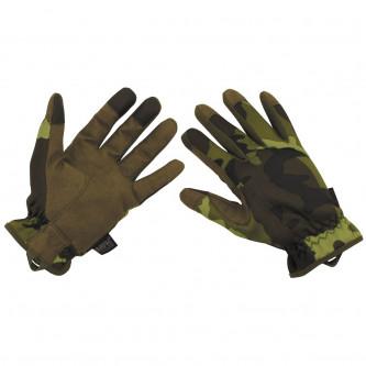 "Ръкавици , тактически ,  ""Lightweight"", M 95 CZ camo"