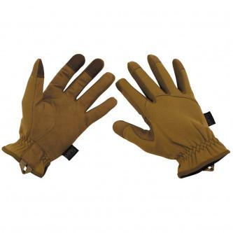 """Ръкавици , тактически ,    """"Lightweight"""", coyote tan"""
