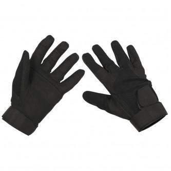 "Ръкавици ,  ""Stripes"", black"