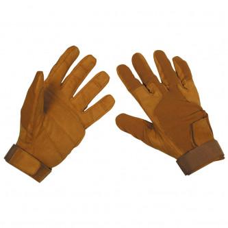 "Ръкавици ,   ""Stripes"", coyote tan"