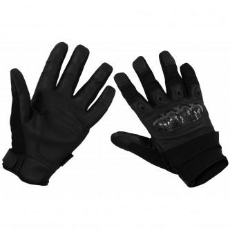 Ръкавици тактически  модел   Mission черни