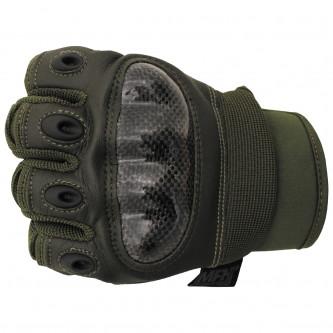 Ръкавици тактически    модел  Mission   цвят    олив