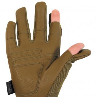 Ръкавици тактически  модел  Mission  цвят      coyote tan
