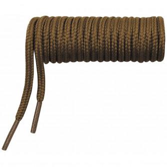 Връзки за кубинки , 160 см , цвят '' койот''