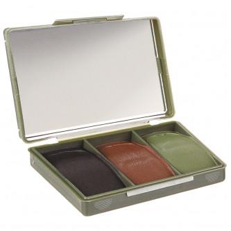 Боя за лице , 3 цвята, с огледало, 45 g , Великобритания