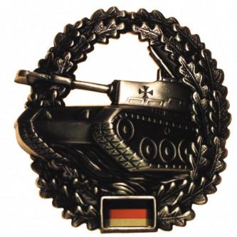 """Отличителен знак за барета  """"Panzer"""" , немска армия , метален"""