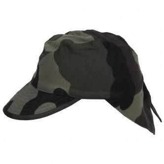 Френска военна шапка  ''FR combat  CCE,''