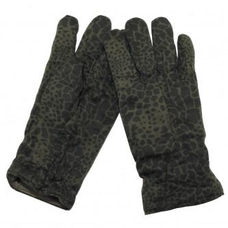 Ръкавици от армията на Полша , '' puma camo''