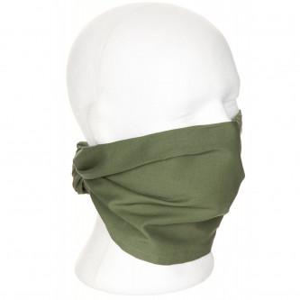 Английски военен шал , цвят ''  OD green  ''