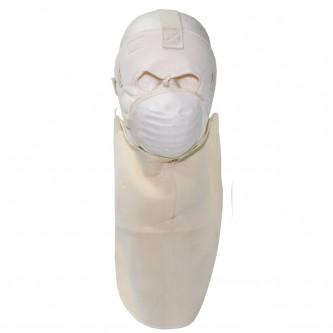Предпазна маска за лицес 2 бр. дихателни маски , модел от армията на САЩ