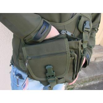 Тактическа чанта ''Concealed Carry Civilian'' OD Green MHF