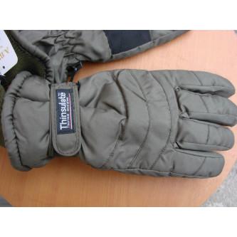 Ръкавици , полиестерни , водоустойчиви с подплата  , модел ,O.D. ´THINSULATE´ FINGER
