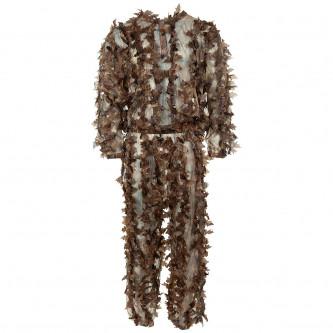 """Маскировъчен костюм""""Leaves"""", hunter-brown"""