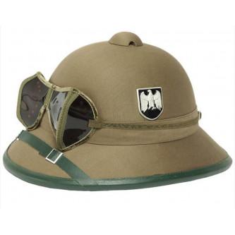 ТРОПИЧЕСКА КАСКА ОТ Втората световна война с очила'' REPRO''