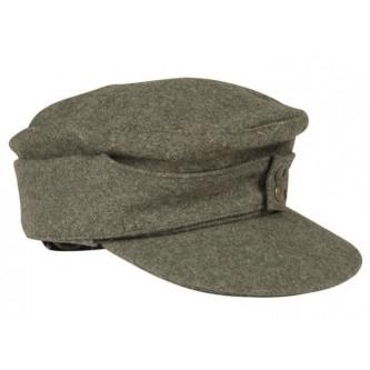 Шапка '' WWII М43'' ,  сива  , репродукция