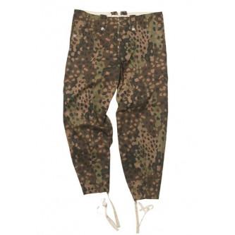 Германски полеви панталони '' грахов камуфлаж'' от Втората световна война - M44