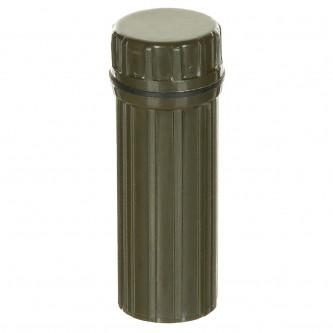 Водоустойчива кутия   кръгла   зелена