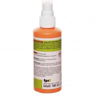Защитен спрей срещу комари и кърлежи   100мл    Insect-OUT
