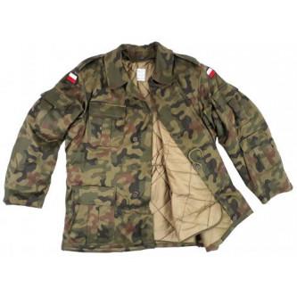 Шуба '' парка'' , модел от армията на Полша , стари складови наличности '' WZ 93, camo ''