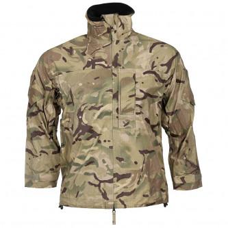 """Яке ветро и водоустойчиво ,дишащо """"Lightweight"""", MTP camo'' от армията на Великобритания , ползвано ."""
