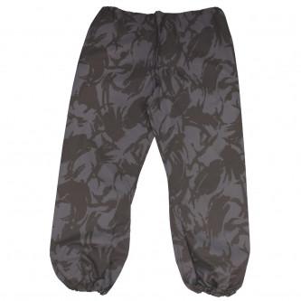 Панталон за дъжд , ветро и водоустийчив   дишащ   Великобритания  black dyed