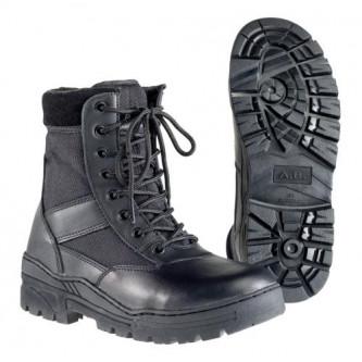 A.B Tactical Boots - Кубинки , черни , без цип