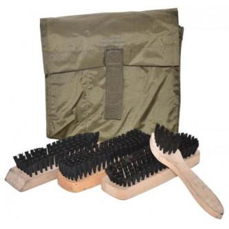 Комплект за почистване на обувки , ползван