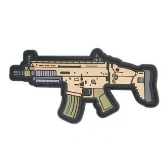 Велкро пач ''  SCAR16 PVC PATCH [TMC] ''