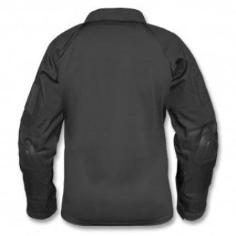 Блуза тактическа'' BLACK    WARRIOR'' - Mil-tec