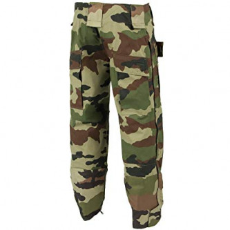 Панталон тактически ''  MIL-TEC WARRIOR  CCE CAMO '' с вградени протектори за колене