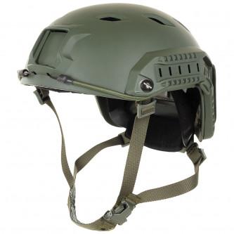 """Каска тактическа  """"FAST-paratroops ''  OD green"""