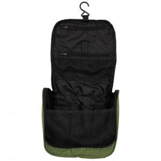 Чанта за тоалетни принадлежности  , полиестер , рип-стоп .