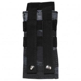 Калъф за муниции , единичен ,  ''HDT-camo LE''  , система ''МОЛЛЕ'' , полиестер .