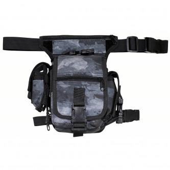 Чанта , тактическа , набедрена'' HDT camo grey''модел ''Секюрити''