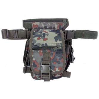 Чанта , тактическа , набедрена ''  BW camo '' модел ''Секюрити''