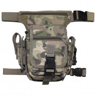 Чанта , тактическа , набедрена ''  operation camo  '' модел ''Секюрити''