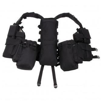Тактическа жилетка с регулируеми колани и 12 джоба.