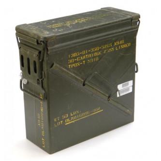 КУТИЯ ЗА МУНИЦИИ  '' US ARMY O.D. LARGE  (SIZE 4)''